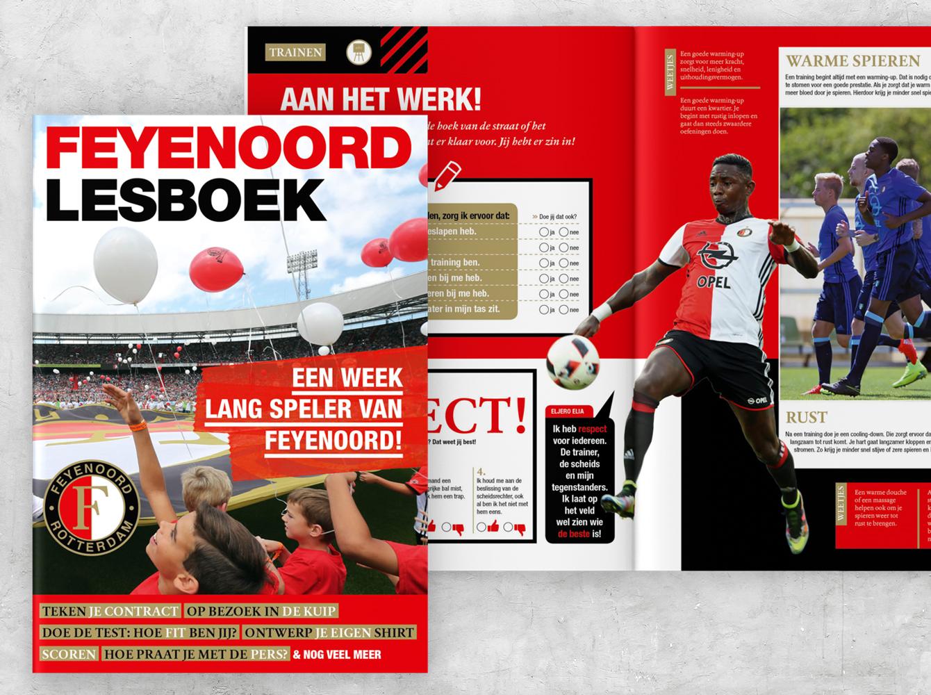 Feyenoord lesboek